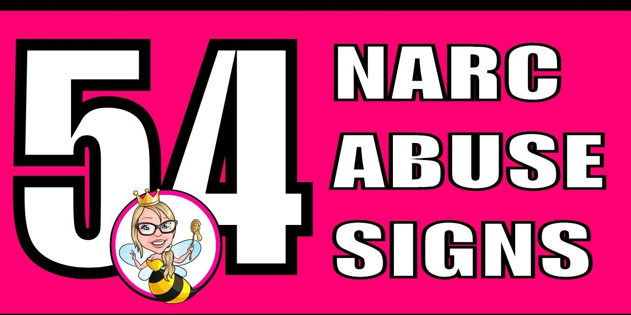 54 Signs of Narcissistic Abuse in Toxic Relationships: Identifying Gasli…