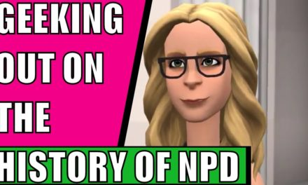 What is NPD? Animated Angie Geeks Out in A Brief History of Narcissistic…