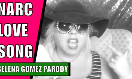 Narcissist Love Song: I Love You Like a Cell Phone Baby (Parody of Love …