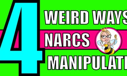 4 Weird Ways Narcissists Manipulate and Control You: 4-Video Compilation