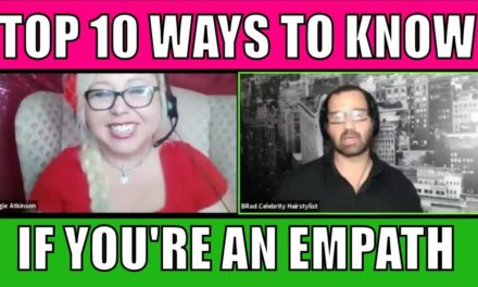 Top 10 Ways to Know You're an Empath: With Brad and Angie