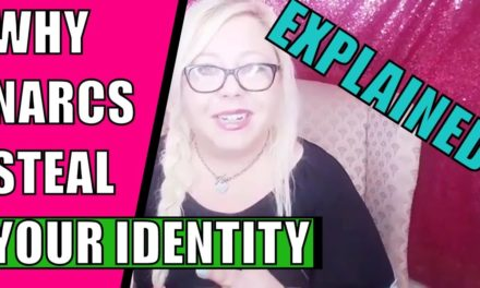 Why Narcissists Steal Your Identity: Explained
