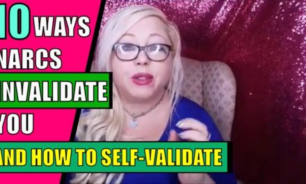 Narcissists Minimize and Invalidate You: 10 Ways Invalidation Happens an…