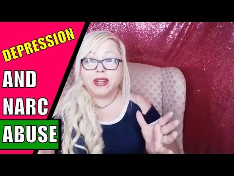 Suffering from Depression During and After Narcissistic Abuse