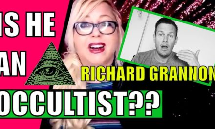 Is Richard Grannon an Occultist? His Shocking Response
