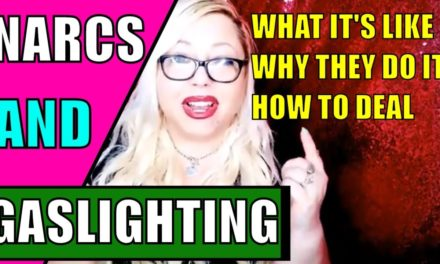 Narcissists and Gaslighting Explained