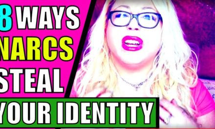 8 Ways Narcissists Steal Your Identity