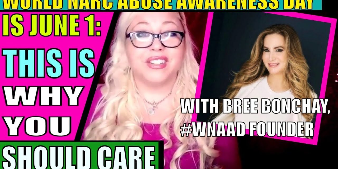 World Narcissistic Abuse Awareness Day with Founder Bree Bonchay