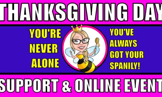 Thanksgiving Day Support and Online Event for Narcissistic Relationship …
