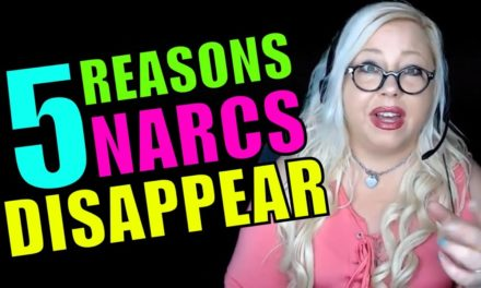 Narcissists Disappear on You: 5 Reasons Why (And How to Deal)
