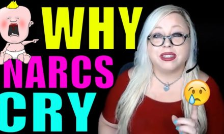 Why Narcissists Cry: Shocking NPD Manipulation Tactics You Didn't See Co…