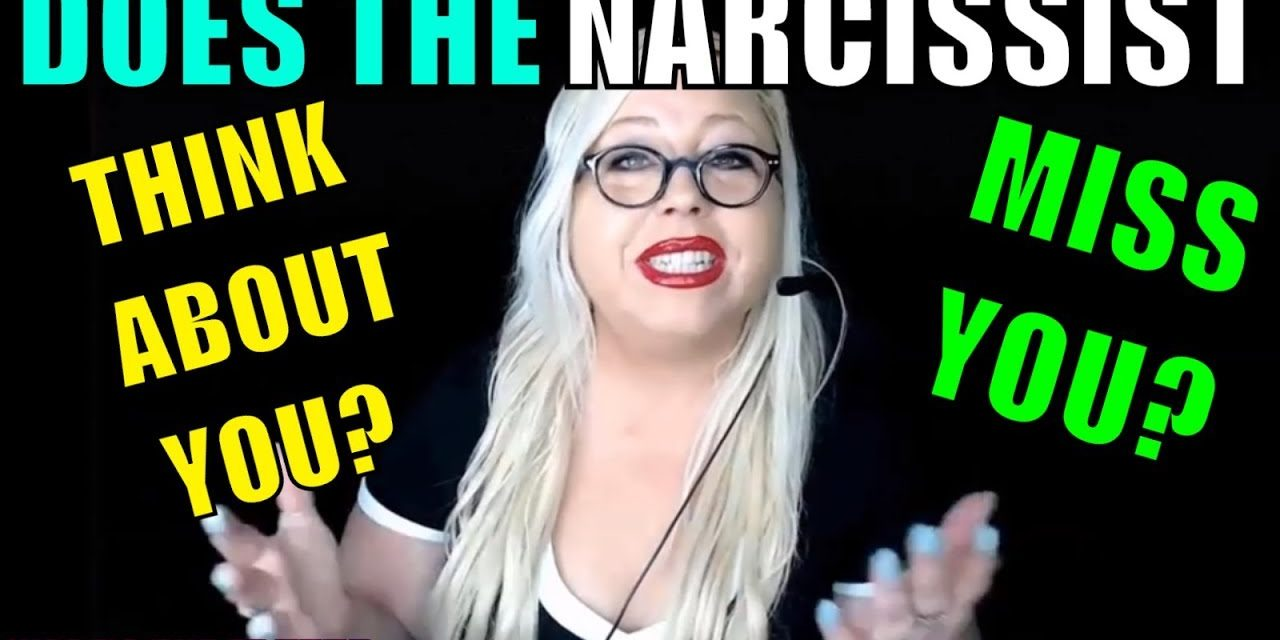Does The Narcissist Think About Me? (Here's the TRUTH!)