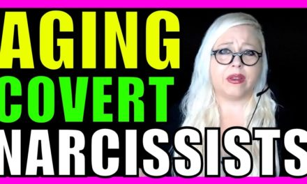 Can a covert narcissist become overt in old age? (Aging Covert vs Overt …