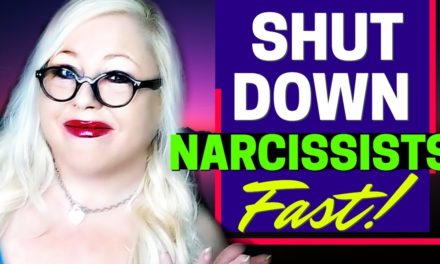 How To Disarm A Narcissist or Toxic Person (FAST!)