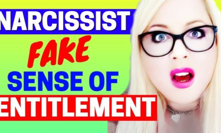 Narcissists Sense of Entitlement