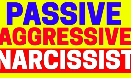 Passive-Aggressive Covert Narcissist (How to Identify and Deal with Pass…