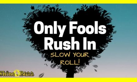 Only Fools Rush In (Slowing Down to Speed Up Your Personal Evolution) Pl…