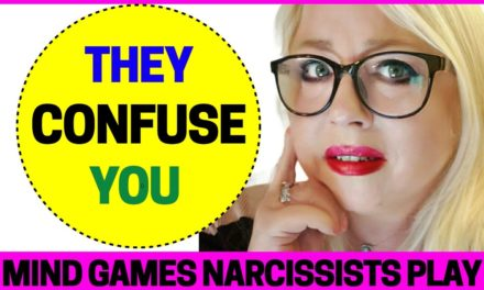 Narcissists Confuse You
