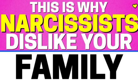 Why Narcissists Don't Like Your Family