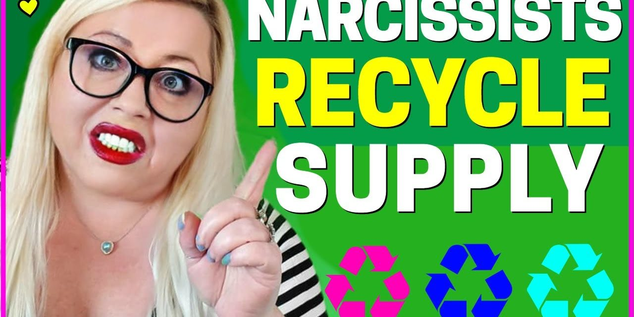 Narcissists Recycle Relationships