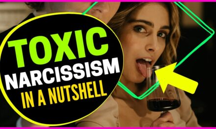 How To Identify A Toxic Person (Narcissism in a Nutshell)