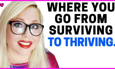 Mindshift Motivational: Shifting from Surviving to Thriving After a Toxi…