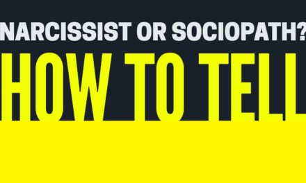 Narcissist Or Sociopath? 5 Key Differences