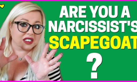 Narcissist's Scapegoat: When You're the Black Sheep in the Family
