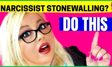 Why Narcissists Stonewall You (And What to Do)