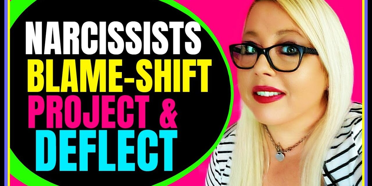Narcissists and Projection