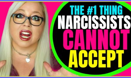 The #1 Thing Narcissists Fear The Most & Cannot Accept