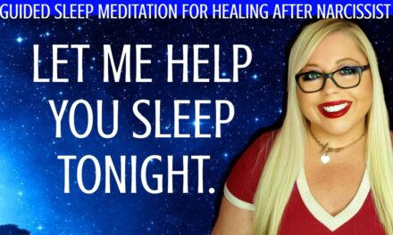 Guided Sleep Meditation & Subliminal Healing for Narcissist Survivors (H…