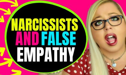 Narcissists Use False Empathy to Fool You (When Narcissists Use False Em…