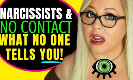 Going No Contact with a Narcissist (What NO ONE Tells YOU)