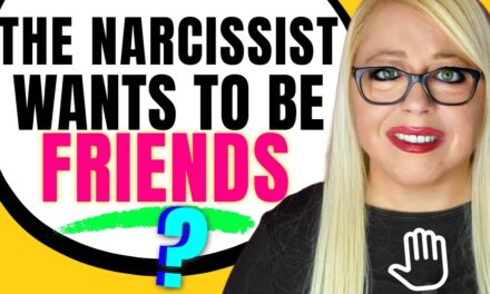 Why Do Narcissists Want To Remain Friends After the Breakup or Divorce?