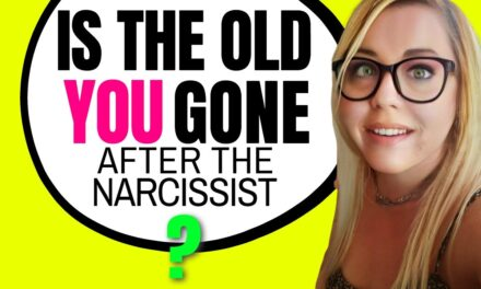 Can you get your old self back after the narcissist?