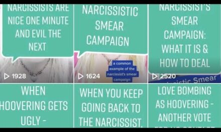 #narcissisticabuserecoverysupport on tiktok?