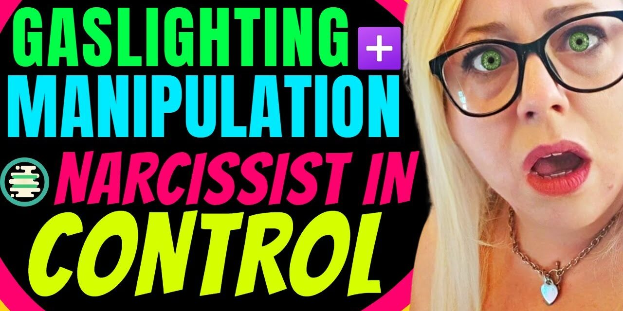 The Gaslighting Narcissist (Smart Empath's Guide to Stop Emotional Manip…