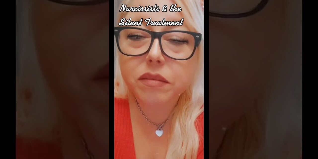 Narcissist's Silent Treatment (Why they do it and how to deal)