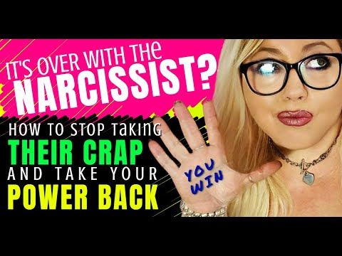 Things a Narcissist Does at the End of a Toxic Relationship (What to Exp…