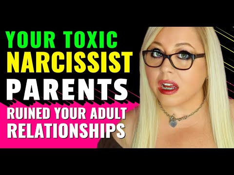 Your Narcissistic Parents Caused Your Anxious Attachment Styles In Relat…
