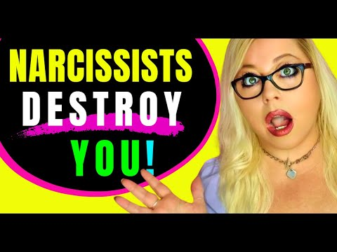 How Narcissists Destroy You and How You Can Put Yourself Back Together